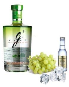 gin tonic de uva